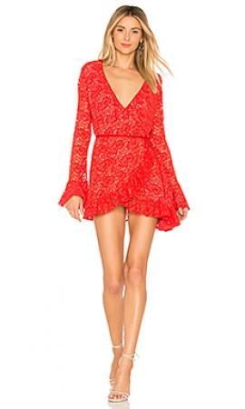 Платье Hot As Hell