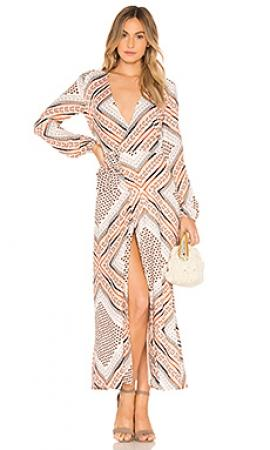 Платье THE JETSET DIARIES