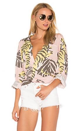 Рубашка DOUBLE RAINBOUU