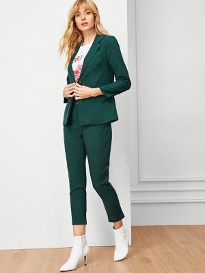 Комплект  Зеленый цвета