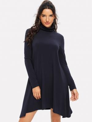Платье  Тёмно-синие цвета