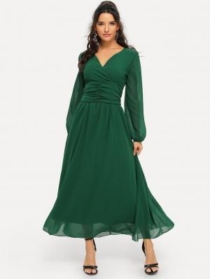 Платье  Зелёные цвета
