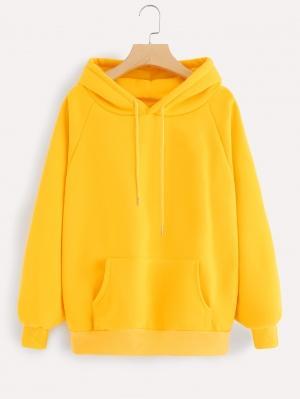 Шарф  Желтый цвета
