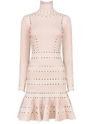 bf1f90aedff Бежевые коктейльные платья купить в интернет магазине - официальный ...