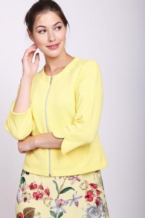 Жакет  Жёлтый цвета