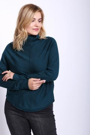 Пуловер  Зелёный цвета