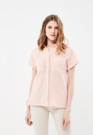 Рубашка  коралловый цвета
