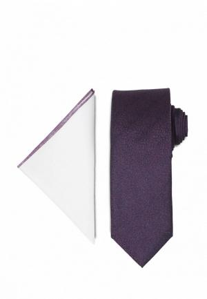 Комплект  - белый, фиолетовый цвет