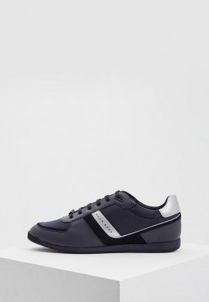 Кроссовки  синий цвета