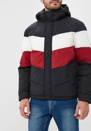 Куртка утепленная  мультиколор цвета