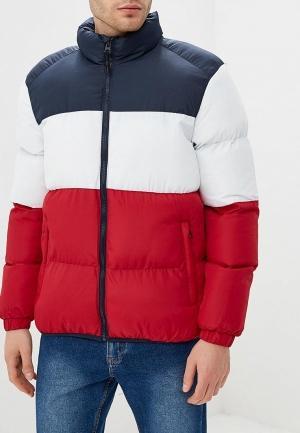 Куртка утепленная  - мультиколор цвет