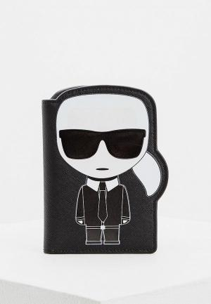 Обложка для документов Karl Lagerfeld