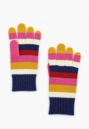 Перчатки  мультиколор цвета
