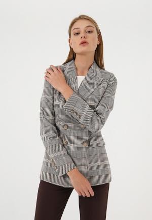 Пиджак  бежевый цвета