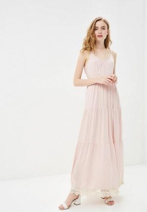 Сарафан  розовый цвета