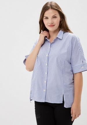 Рубашка  синий цвета