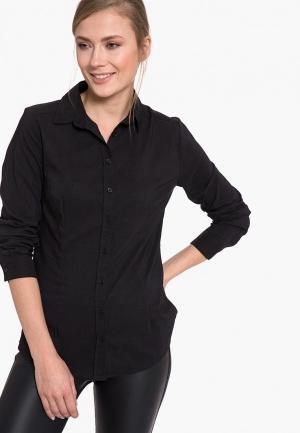 Рубашка  черный цвета