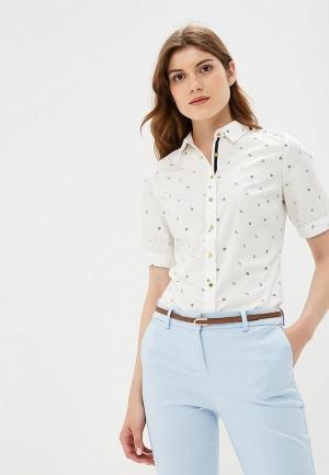 Рубашка  белый цвета