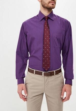 Рубашка  фиолетовый цвета