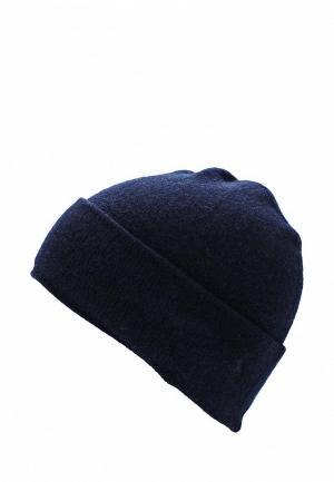 Шапка  синий цвета