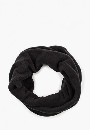 Шарф  черный цвета