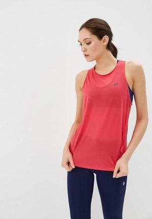 Спортивная майка  - розовый цвет