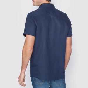Рубашка  серо-коричневый,синий морской,черный цвета
