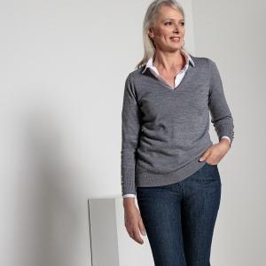 Пуловер ANNE WEYBURN