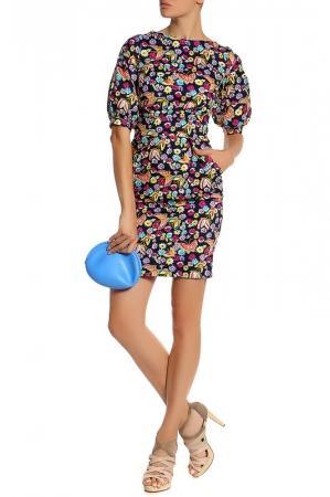 Платье  Цветочный цвета
