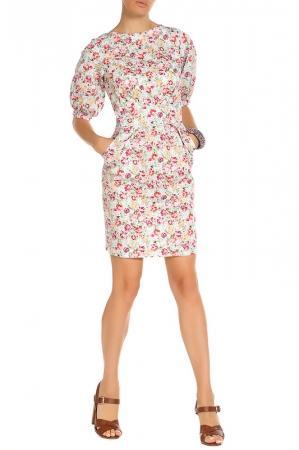 Платье  Жасминовый цвета