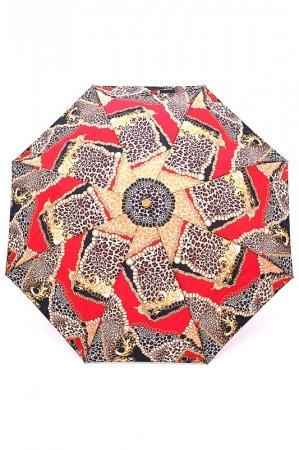 Зонт  Черный, красный цвета