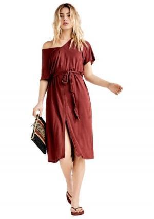 Платье  разноцветный (цветной) цвета