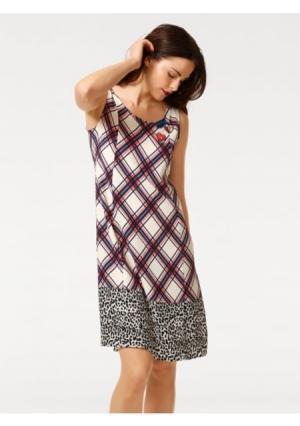Платье  разноцветный цвета