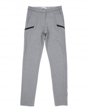 Повседневные брюки  Серый,Черный цвета