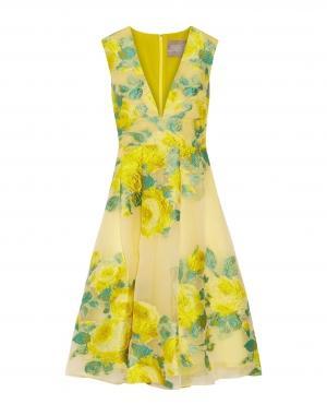 Платье LELA ROSE