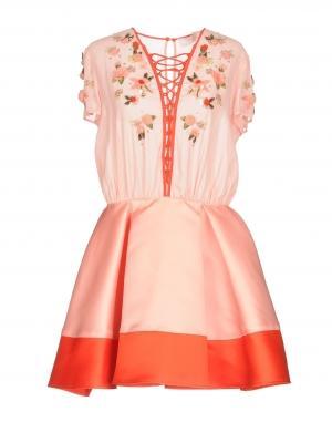 Платье ELISABETTA FRANCHI GOLD