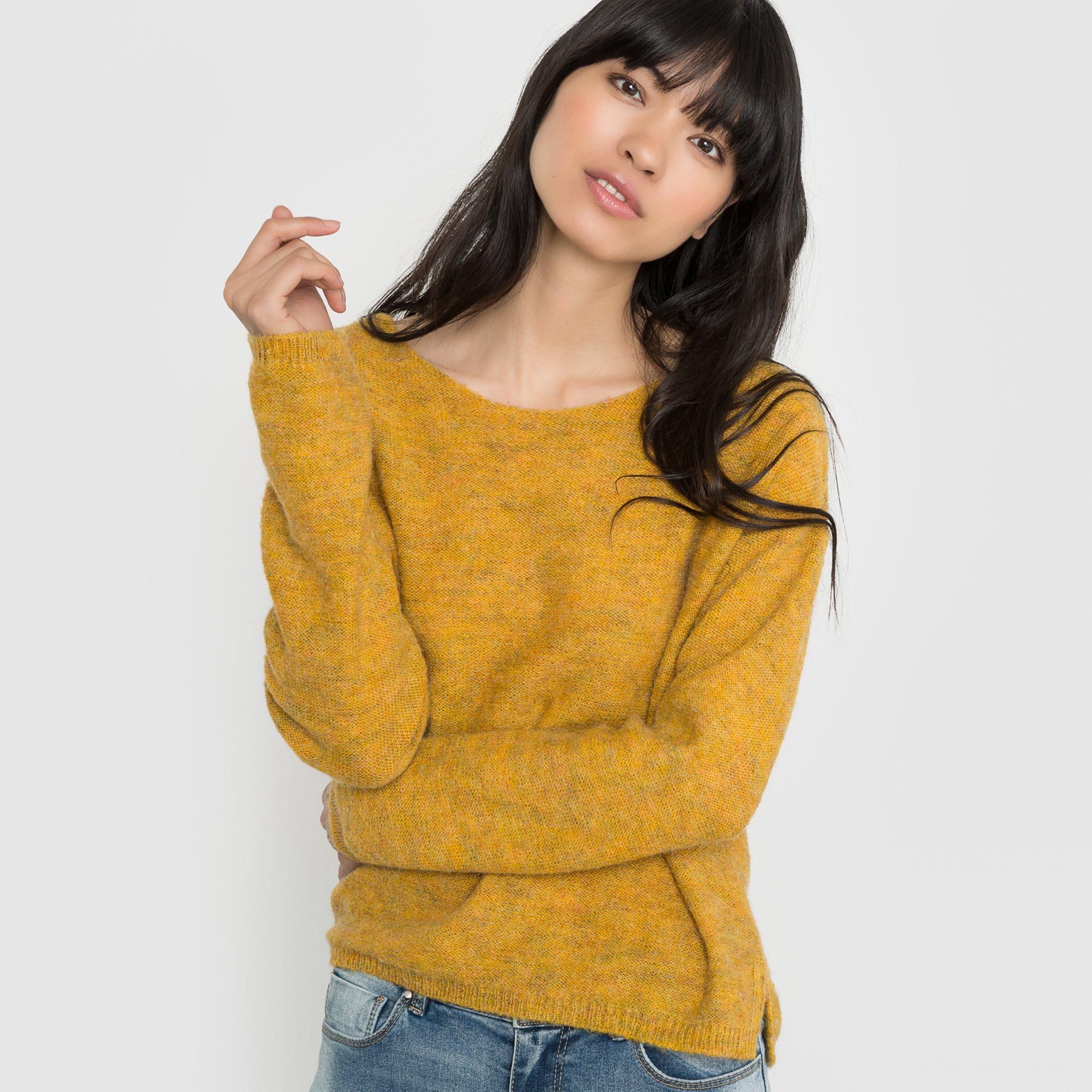Пуловер С V Вырезом С Доставкой