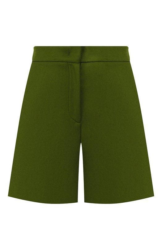 Шорты  - Зеленый цвет
