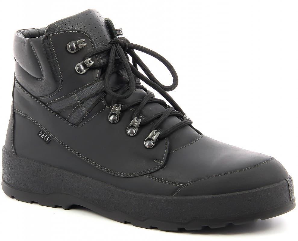 Ботинки  - Черный цвет