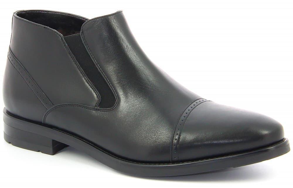 Сапоги  - Черный цвет