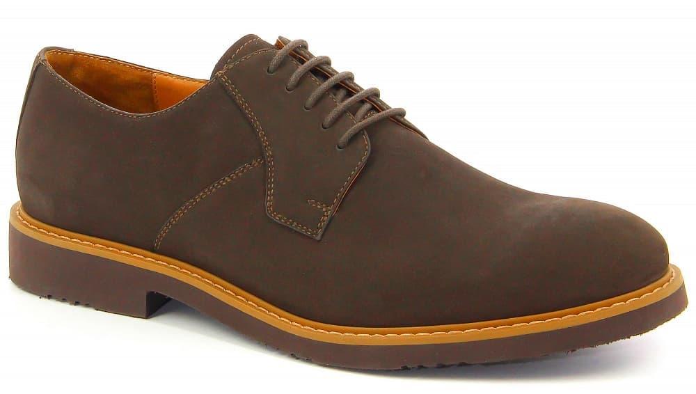 Туфли  - Коричневый цвет
