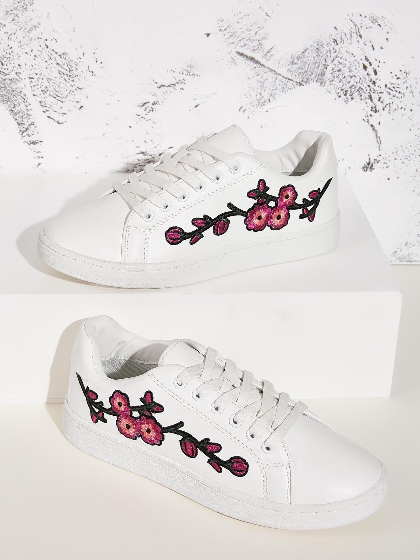 Кеды  - Белый цвет