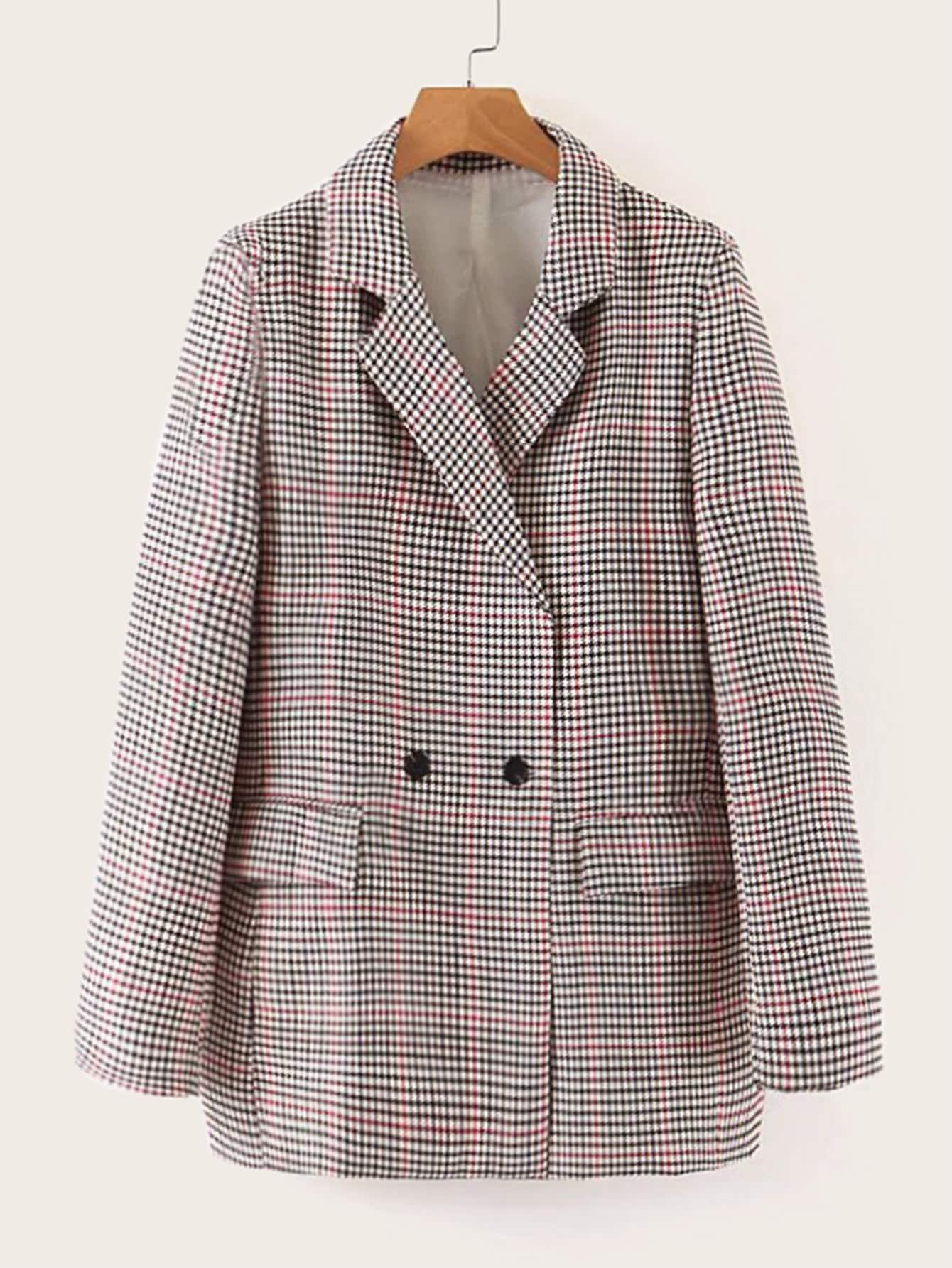 Пиджак  - Многоцветный цвет