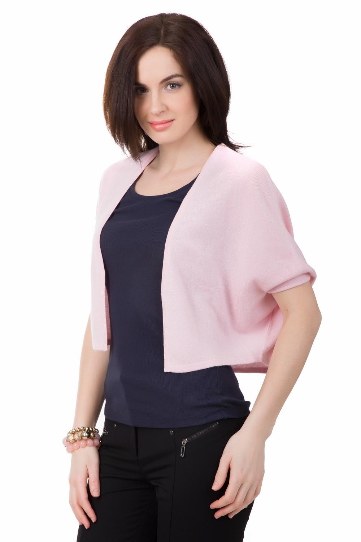 Жакет  Розовый цвета