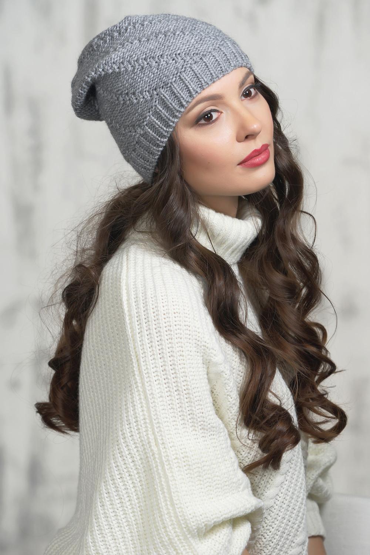 вязаная шапка носок женская описание с фото лучшие обои