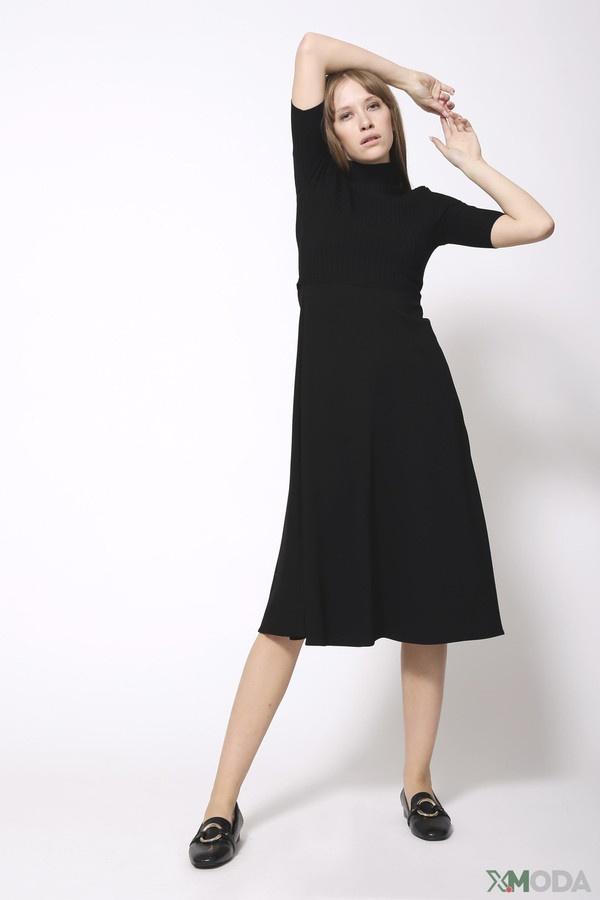 Платье  - Чёрный цвет