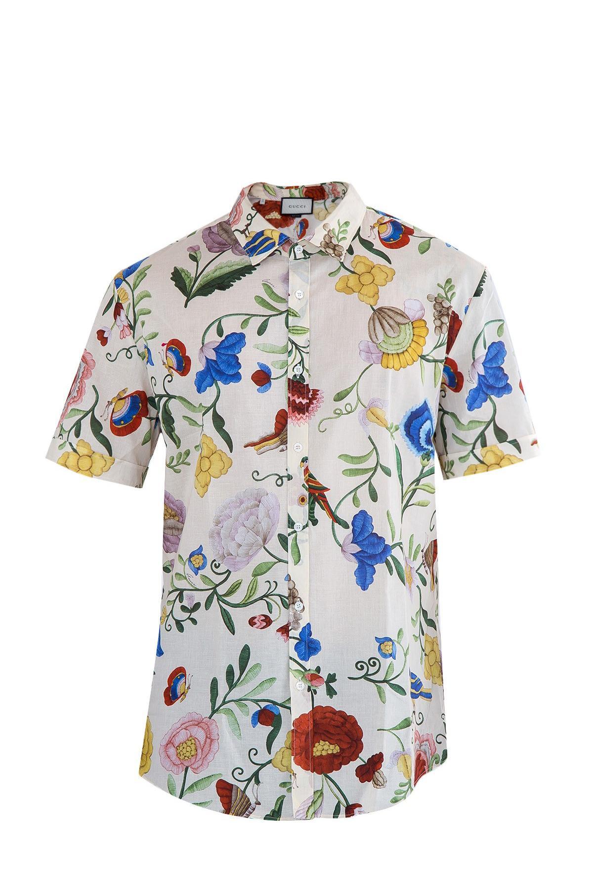 Рубашка  - Мульти цвет