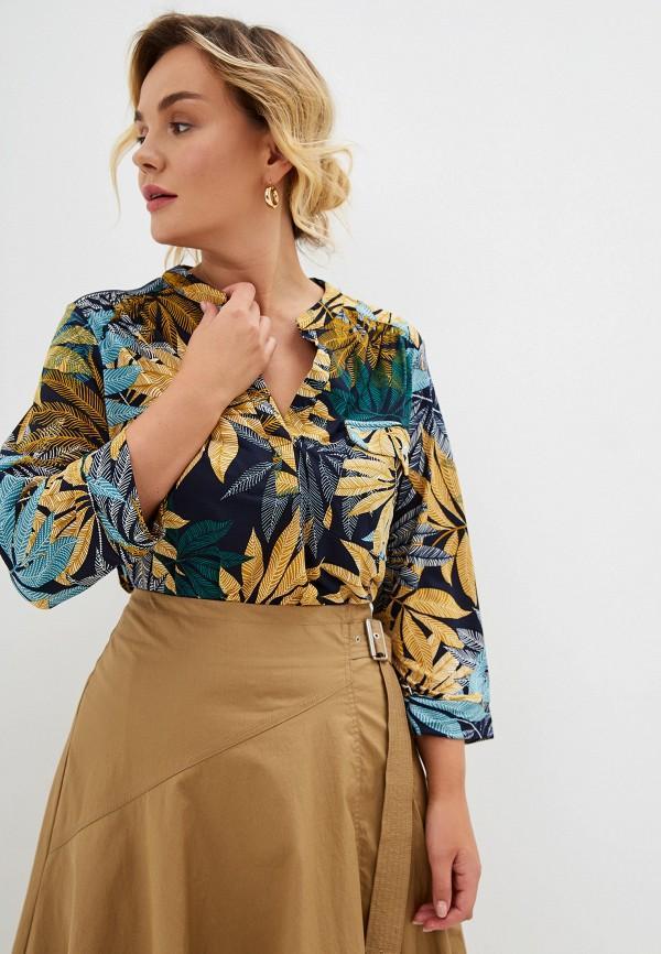 Блуза  - мультиколор цвет