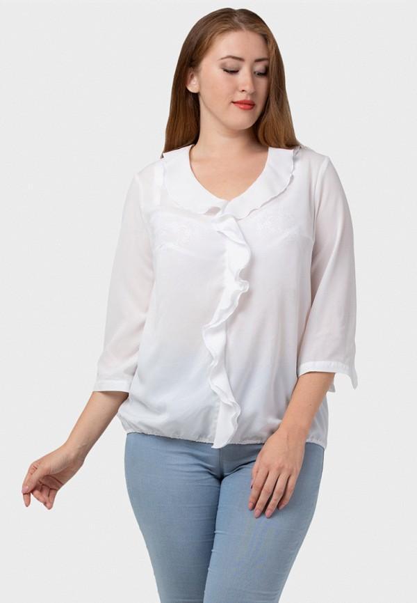 Блуза  - белый цвет