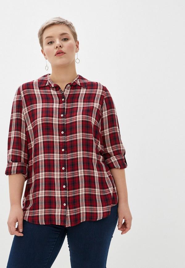 Блуза  - красный цвет